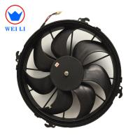 DC 12V/24V 12Inch Auto Condenser Fan For Bus Air Conditioner Parts Manufactures