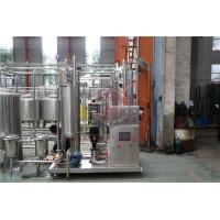 China Carbon Dioxide Carbonated Drink Production Line Inline Filling Systems on sale