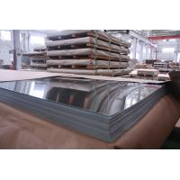 1D Surface 310H Stainless Steel Plate 1500mm - 2000mm Width ISO9001 Certification Manufactures