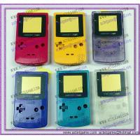 GB GBA GBC GBA SP shell repair parts Manufactures