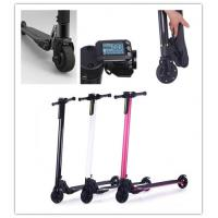 Mini Portable Folding Electric Scooter Foldable Electric Kick Scooter For Adults Manufactures