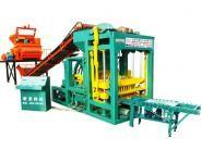 China high quality QT4-25 cement brick making machine on sale