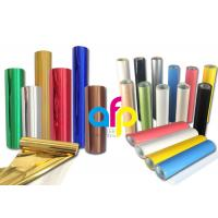 Custom Color Stamping Foil Paper Manufactures