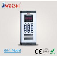 (Analog) Audio Door Phone - Outdoor Station for Apartment with All Aluminium Metal Housing - JS-G6-1 Manufactures