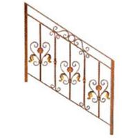 Ornamental wrought iron stair Manufactures