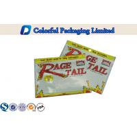 reusable Gravure Printing Fishing Lure Packaging Bags With Tear Notch Manufactures