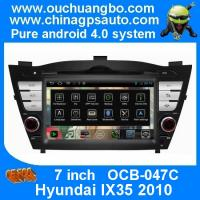 China Ouchuangbo Car Navigation 3G Wifi iPod DVD Radio Player Hyundai IX35 2010 with S150 Android 4.0 System OCB-047C on sale