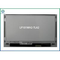 China LP101WH2-TLA2 10.1'' Flat LCD Panel 1366 X 768 Pixel Format RGB Vertical Stripe on sale
