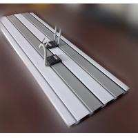White Durable Slat Wall Panels Manufactures