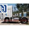 SINOTRUK STEYR 371HP 15 Ton Prime Mover Truck in Green , Manual Unloading Diesel Trucks , Global Machine for sale