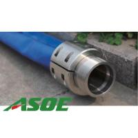 China Lay Flat Water Pump Delivery Pipe Water Well Hose 39mm Inner Diameter NSF61 on sale