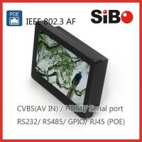 7 Inch Enhanced POE Tablet PC / POE Panel PC Manufactures