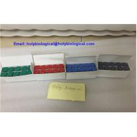 96827-07-5 Human Growth Hormone Supplements 100 iu / kit 10 vials / kit  Riptropin Somatropin Manufactures