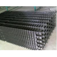 Black / Green PVC Coated Stainless Steel Welded Wire Mesh 0.5m-2.4m Width Manufactures