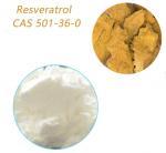 Pure Herbal Extract Powder Polygonum Cuspidatum Extract Resveratrol CAS 501-36-0 Manufactures