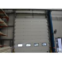 Control box electric lift Sectional Overhead Door show electric limited position Manufactures