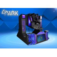 Sheet Metal 9D Virtual Reality Simulator Amusement Park Rides Big Pendulum Manufactures