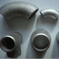 Seamless Pipe Fittings Mandrel Hot Forming 90 Degree  A234 WPB 90 Induction Heating Technic Manufactures
