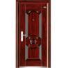 Buy cheap Economic security door  steel plate metal burglarproof gate 860*2050mm from wholesalers