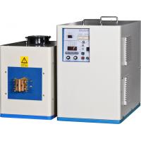 China ROHS Ultra high Frequency Induction Heating Equipment For Quenching 100KW on sale