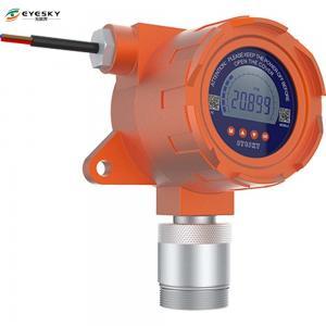 Eyesky ES10B Fixed Gas Detector,  Radon Exhaust Gas Analyzer High Sensitivity Manufactures