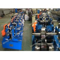 Automatic Type Change Metal Z Purlin Making Machine Manufactures