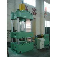 Automatic 4 Column Type Hydraulic Press Machine 315 Ton PLC Control Manufactures