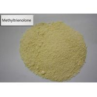 965-93-5 Methyltrienolone Natural Women Anabolic Steroids Muscle Mass Metribolone yellow powder Manufactures
