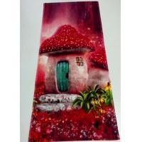 Factory Small MOQ Cheap Price Sublimation Beach Towel Manufactures