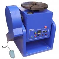 Automatic Table Top Rotary Welding Table / Welding Positioner Turntable 250KG Manufactures