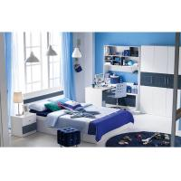 Buy cheap Environmental Paint  E1 MDF Board 1.2 Meters Storage Bed For Children Bedroom Sets from wholesalers