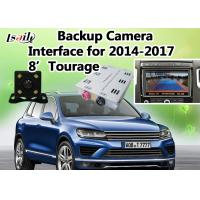 China Tourage HD 360 Degree Reverse Camera / Rearview Camera Interface support Front camera , Mobile phone Mirrorlink Optional on sale