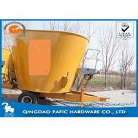 Tulip Vertical Mixer Animal Feed Wagon Loading capacity 3000kgs for Pasture Manufactures