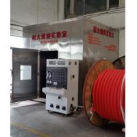 IEC 60331-21 Fire Testing Equipment Wire Flame Small Lab Oven Without Combustion Chamber Manufactures