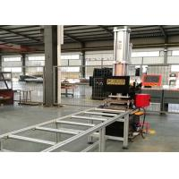 Busbar Cutting Hydraulic Busbar Bender Machine Single - Arm Type Integral Structure Manufactures