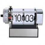 creative Flip Clock ,fashion design clock,table clock,office clock Manufactures