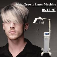 China BS-LL7H Low Level Laser Hair Growth Machine 650nm Energy Adjustable on sale