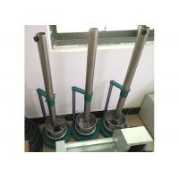 OEM ODM Foundry Lab Equipment , Mold Hardness Tester Falling Ball Crushing Index