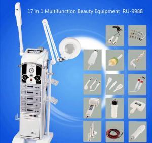 China 17 In 1 Magic Glove Bio Skin Lift Machine For Face Whitening , EMS Slimming RU9988 on sale