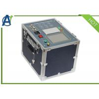 China TDT Automatic Multi-functional Power Transformer 10kV Tan Delta Tester on sale