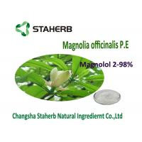 Organic Magnolia Bark Extract Manufactures