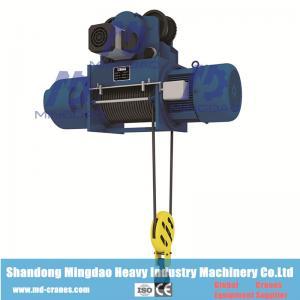 2018 MD Brand Electric Chain Hoist 380v 50Hz Electric Hoist 3ton-5ton Manufactures