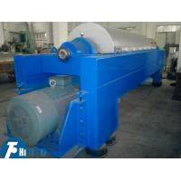 China Large Capacity Industrial Centrifuge Machine , Drilling Oil Sludge Decanter Centrifuge on sale
