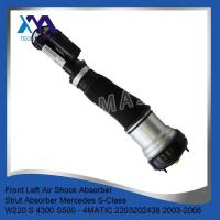 Air Suspension Strut Shock Absorber For Mercedes W220 2203202438 2003-2006 Manufactures