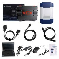 VXDIAG Multi Auto Diagnostic Tool for Full Brands HONDA/GM/VW/FORD/MAZDA/TOYOTA/PIWIS/Subaru/VOLVO/ BMW/BENZ Manufactures