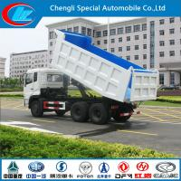 Dongfeng Dalisheng 13cbm Rear Tipper Truck for Sale Manufactures