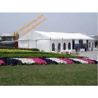 China Waterproof  Giant  Party Tents Aluminum Framework and  PVC Cover big  Marquees on sale