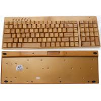 88 keys bamboo wireless keyboards Manufactures