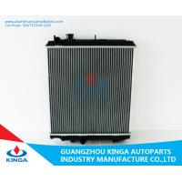 Car Spare Parts Cooling System Toyota Radiator Dyna LY220 / 230'01 - AT Manufactures