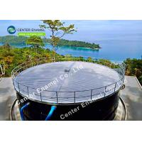 China Underground Wastewater Storage Tanks Ti - Rich Special Steel ART310 With AWWA D103-09 Standards on sale